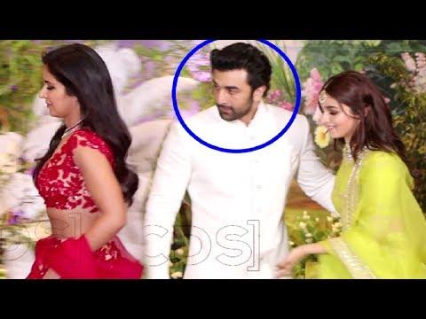 Xxx Mp4 Katirna Kaif DITCHES Ranbir Kapoor And Alia Bhatt At Sonam Kapoor Reception 3gp Sex