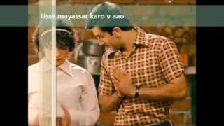 Phir le aaya dil,BARFI,Arijt Singh,Lyrics Video