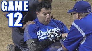 NEAR DEATH EXPERIENCE! | Offseason Softball League | Game 12