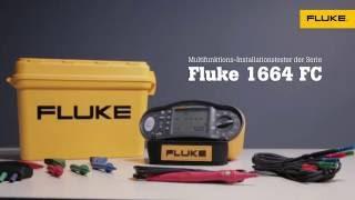 Fluke Multifunktions-Installationstester 1660