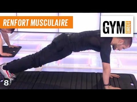 Musculation des Abdos - Renfort musculaire intense 15