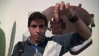 La presencia de Android en el Mobile World Congress 2012