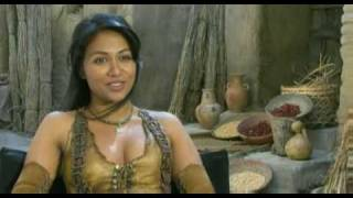 The Scorpion king 2 Behind the Scenes part 4