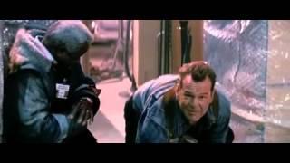 Die Hard 2 with Bruce Willis