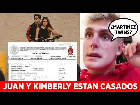 Xxx Mp4 Juan De Dios Y Kimberly SI ESTAN CASADOS Jake Paul ACUSADO POR Martinez Twins 3gp Sex