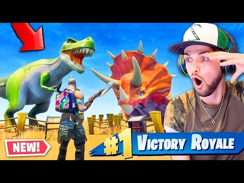 Xxx Mp4 FINDING NEW Season 5 DINOSAURS In Fortnite Battle Royale 3gp Sex