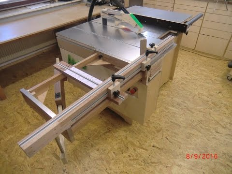 Table saw ass