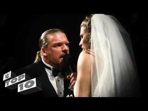Biggest breakups WWE Top 10 April 18 2015