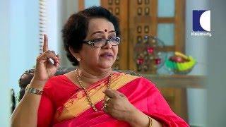 Mallika Sukumaran interview 1/4   THARAPAKITTU  22-04-2016   Kaumudy TV