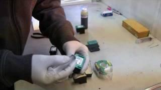 Dirty Secret Revealed HP 56, 61, 75, 901 Cartridge Refill video, Inkmizer.com, America