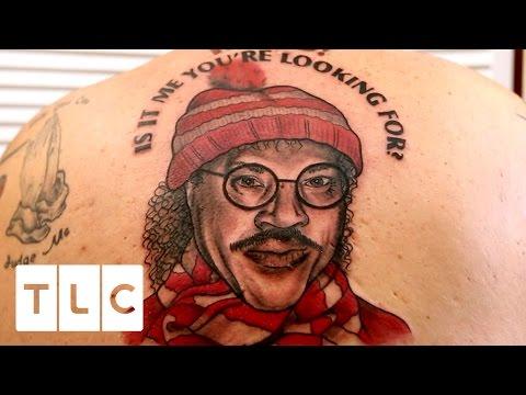 Amazing Lionel Richie Where s Wally Tattoo Tattoo Girls