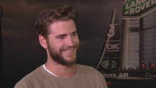 EXCLUSIVE: Liam Hemsworth Addresses Miley Cyrus Wedding Rumors: 'Everyone's Happy'