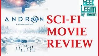 ANDRON : THE BLACK LABYRINTH ( 2015 Alec Baldwin )  Sci-Fi Movie Review