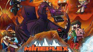 Minecraft Mineplex #2 | Cybor Hackera? w/Jaro [HD]