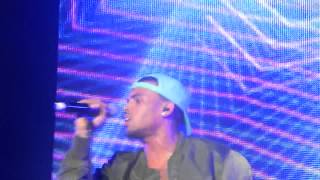SUPAFEST BRISBANE- Chris Brown- Leave the club and Body to Body