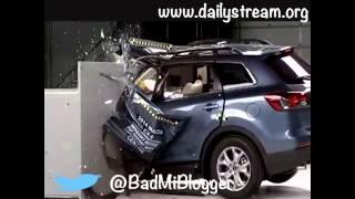 اسوأ سيارات في إختبار التصادم (إختبار الأمان)
