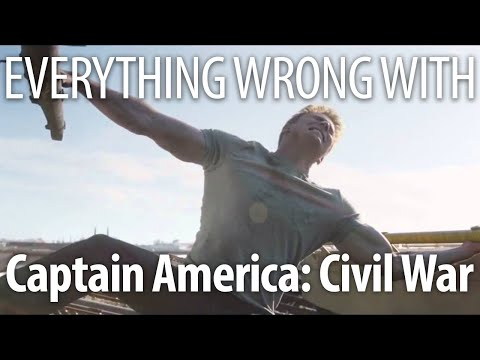 Everything Wrong With Captain America Civil War