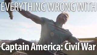 Download Everything Wrong With Captain America: Civil War 3Gp Mp4