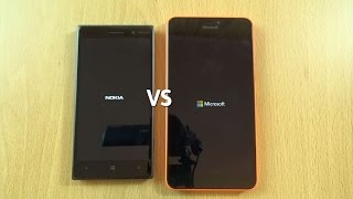 Microsoft Lumia 640 XL VS Lumia 830 Windows 10 - Speed & Camera Test!