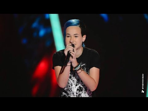 Yasmin Sings Scar | The Voice Kids Australia 2014