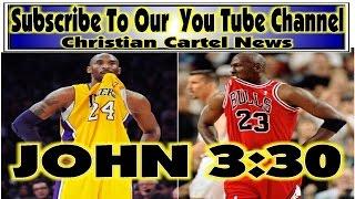 Kobe Bryant vs Michael Jordan - Identical Plays: The Last Dance (Part III) - CCS7