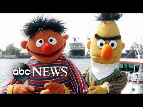 Xxx Mp4 Sesame Street Denies Writer S Claim Bert And Ernie Are Gay 3gp Sex