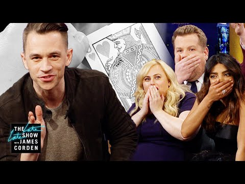 The World s Best Magician Justin Flom s iPhone Card Trick