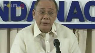 Palace on Duterte's most trusted gov't official: He will not claim it