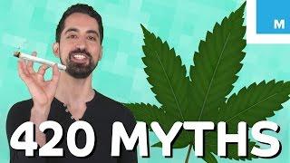 420 Myths Debunked | Mashable Explains