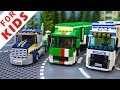 Download Video Lego Cars - Trucks 3GP MP4 FLV