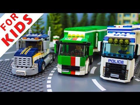 Lego Cars - Trucks