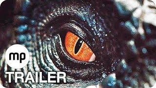 Jurassic World 2 Making-Of & Trailer Teasers German Deutsch (2018) Das gefallene Königreich