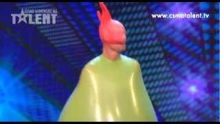 Mr. Toons | Česko Slovensko má talent 2012
