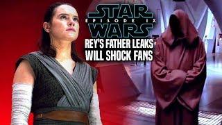 Star Wars Episode 9 Rey