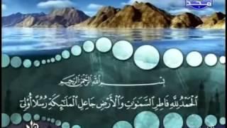 سورة فاطر - ترتيل - كاملة | القارىء محمد صديق المنشاوي