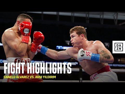 HIGHLIGHTS Canelo Alvarez vs. Avni Yildirim