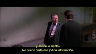 Reservoir Dogs HD (1992) - Mr.  Pink vs  Mr.  White