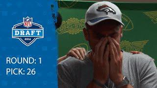 Paxton Lynch (QB) | Pick 26: Denver Broncos | 2016 NFL Draft