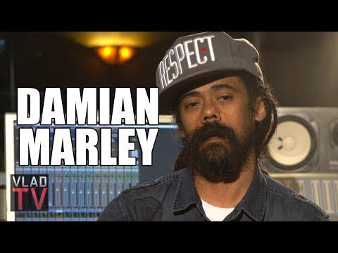 Damian Marley on How His Mom Met Bob Marley How He Got Jr. Gong Nickname Part 2