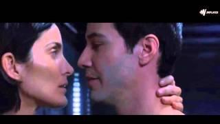 Elevator Kiss Scene