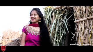 DHANASHRI solo shoot ll Adhir man zale ll Akshay Shinde Photography