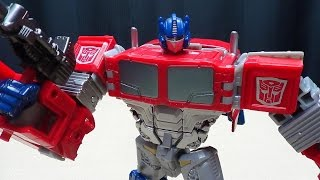 Generations Combiner Wars OPTIMUS PRIME: EmGo's Transformers Reviews N' Stuff
