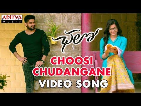 Xxx Mp4 Choosi Chudangane Video Song Chalo Movie Naga Shaurya Rashmika Mandanna Sagar 3gp Sex