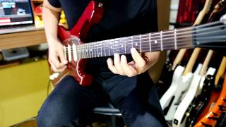 Technical Difficulties / Racer X  Guitar Cover