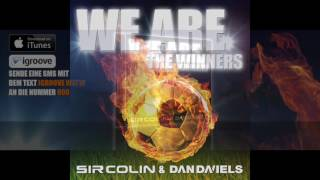 UEFA EURO 2016 SONG - WE ARE THE WINNERS - SIR COLIN & DAN DANIELS (OUT NOW)