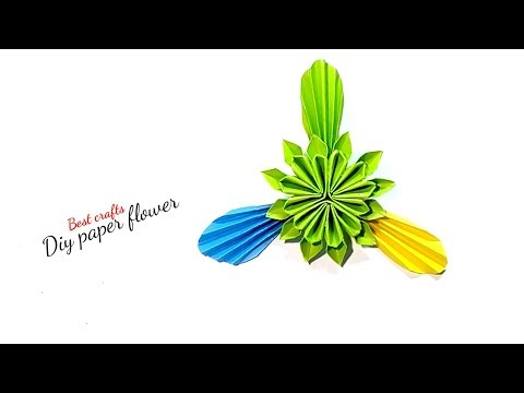 Xxx Mp4 সুন্দর কাগজের ফুল বানানো শিখুন Diy New Easy Paper Crafts 3gp Sex