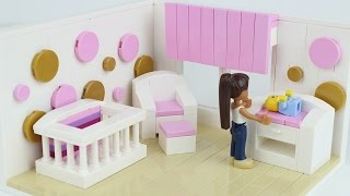 LEGO Baby Girl's Room!