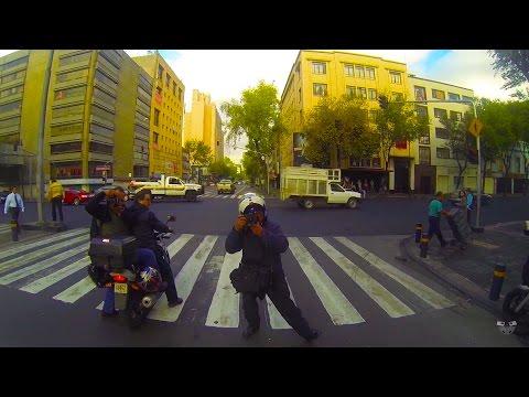 #DesafioModalDF Recorrido en Bicicleta