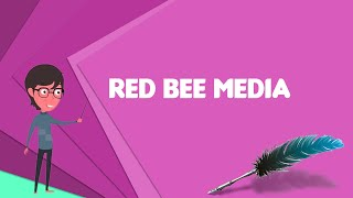 What is Red Bee Media? Explain Red Bee Media, Define Red Bee Media, Meaning of Red Bee Media