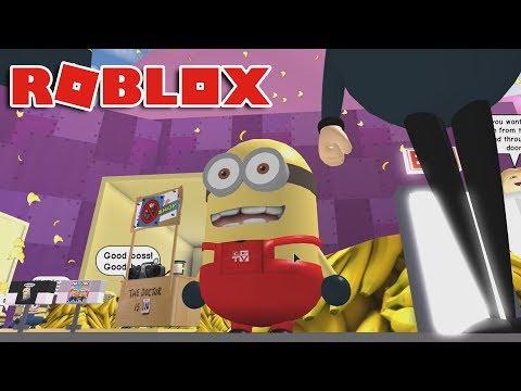 I M A MINION Despicable Me 3 Roblox Obby